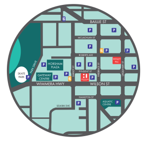HTH Car Parking Map